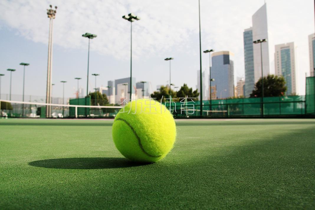 丙烯酸硬地网球场