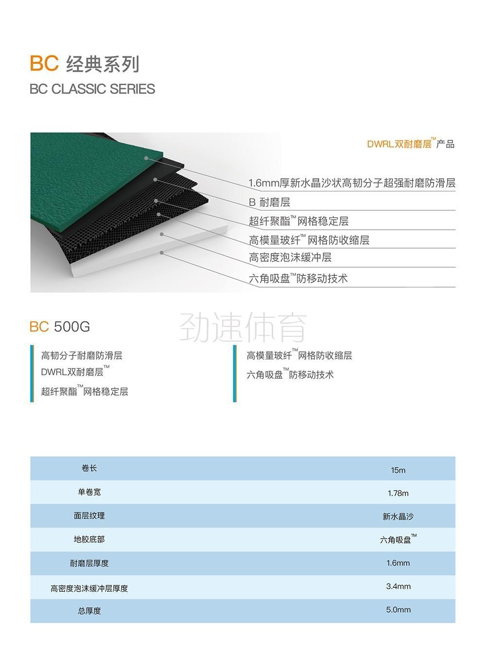 BC500G