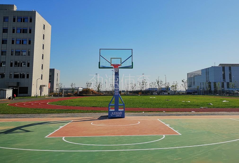 红双喜篮球架,体育器材